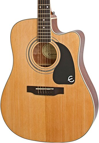 Epiphone EEPUNACH1-15 Acoustic-Electric Guitar, Natural
