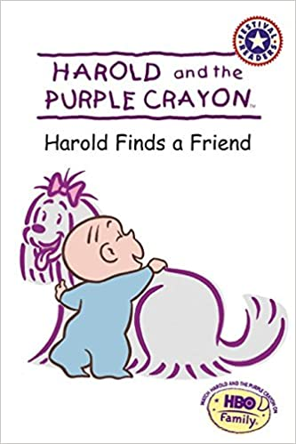Amazon.com: Harold and the Purple Crayon: Harold Finds a Friend ...