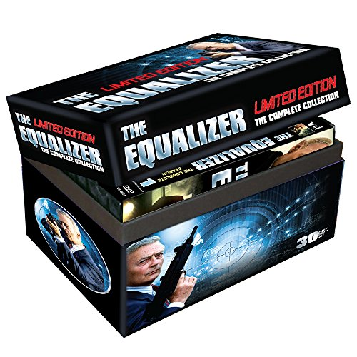 The Equalizer Complete Collection Limited Edition by Visual Entertainment Inc.