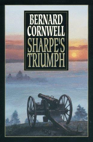 book cover of Sharpe\'s Triumph