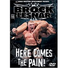 WWE: Brock Lesnar - Here Comes the Pain! (2003)