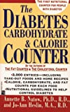 The Diabetes Carbohydrate and Calorie Counter, Annette B. Natow and Jo-Ann Heslin, 0671695657