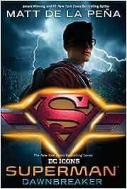 Resultado de imagen de Superman de Matt de la Peña montena