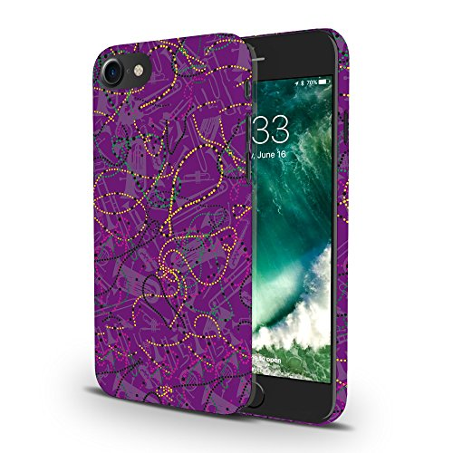 Koveru Back Cover Case for Apple iPhone 7 - Gras Beads