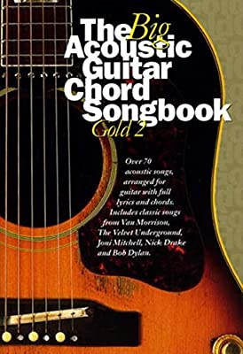 The Big Acoustic Guitar Chord Songbook Gold 2: Pt. 2: Amazon.es ...