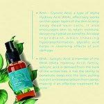 Raw Elementz Anti Acne Serum with Active Vitamin C Helps; Sulphate & Paraben Free; 30 ML