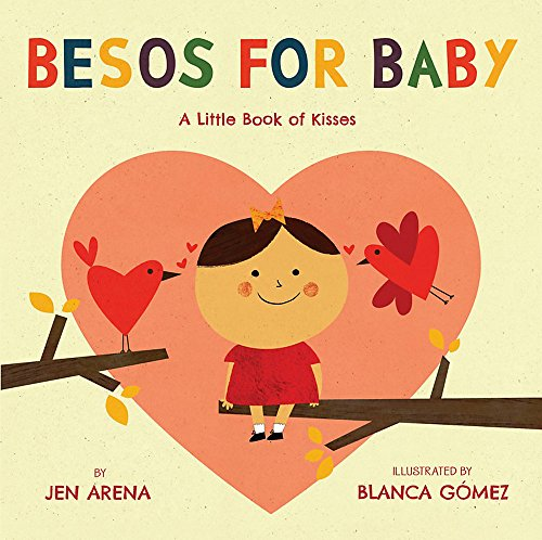 Besos for Baby: A Little Book of Kisses - Kiss Day Cards