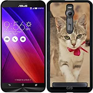 Funda para Asus Zenfone 2 (ZE551ML) - Gato Dulce Gatito by WonderfulDreamPicture