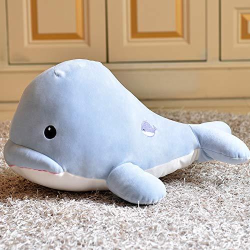 70 Cm bluee DONGER Weiche Wale Schlafkissen Puppe Puppe Geburtstagsgeschenk Spielzeug Freundin, pink, 70 cm