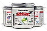 DeFine8: Green Apple - Fat Burner for Women and Men, Pre-Workout Thermogenic - NEW ADVANCED FORMULA, Appetite Suppressant, Boosts Metabolism & Curbs Sweet Cravings for Weight Loss