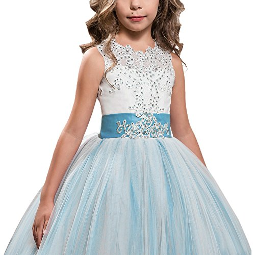 Princess Lilac Girls Pageant Dresses