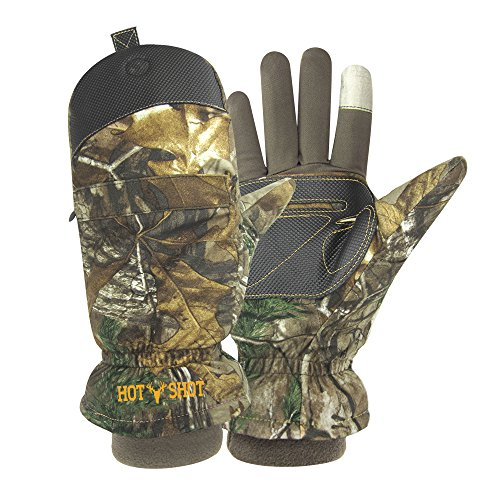Hot Shot Predator Pop Top Mitten