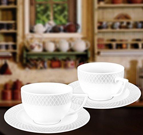 Porcelain Breakfast Cup - 7