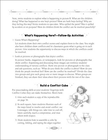 Conflict Resolution Activities That Work!: Dozens of Easy ...