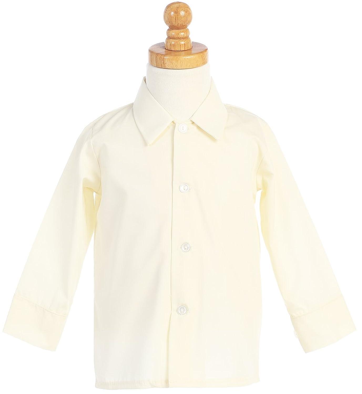 Yellow dress shirt for kids