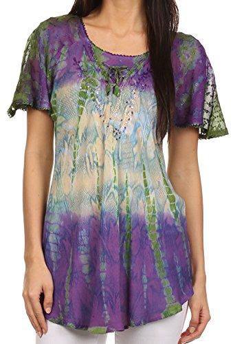 Indian Cotton Shirt - 8