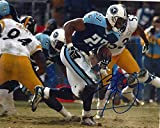 Eddie George Autographed Tennessee Titans 8x10 Photograph - Certified Authentic - Autographed Photos