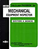 Mechanical Equipment Inspector, Jack Rudman, 0837320453