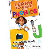 Learn to Read With Phonics Vol. 2 - Soundable Words, Long and Short Vowels