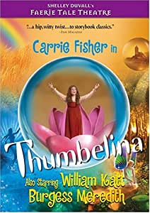 Amazon.com: Faerie Tale Theatre - Thumbelina: Shelley ...