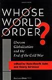 Whose World Order?, Hans-henrik Holm, 0813321875