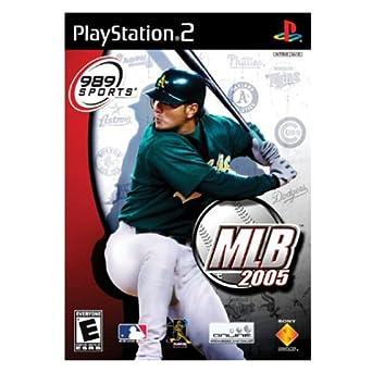 Amazoncom Mlb 2005 Playstation 2 Video Games