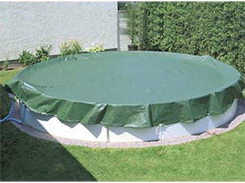 Lona para piscina redonda para Invierno, cubierta para piscina ...