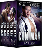 Con Man: Complete Series Box Set: A Bad Boy Romance