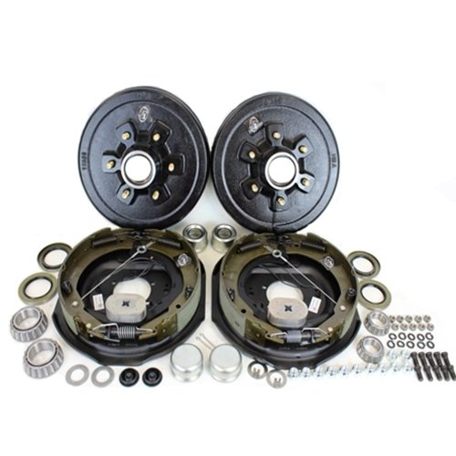 Southwest Wheel 5,200 lbs. Trailer Axle Self Adjusting Electric Brake - Trailer 5200 Axles