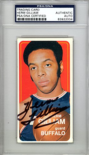 herm-gilliam-autographed-1970-topps-rookie-card-73-buffalo-braves-psa-dna-83922004