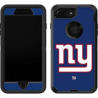 buy popular 810e8 30fab Amazon.com: NFL New York Giants OtterBox Defender iPhone 7 Plus Skin ...