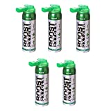 Boost Oxygen Canned 2-Liter Natural Inhaler