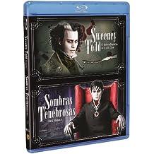Pack: Dark Shadows + Sweeney Todd (Blu-Ray) (Import Movie) (European Format - Zone B2) (2013) Johnny Depp; Hel