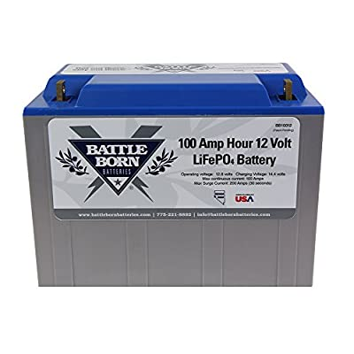 Battle Born Batteries & Victron Bundles