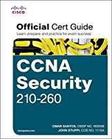 CCNA Security 210-260 Official Cert Guide Front Cover