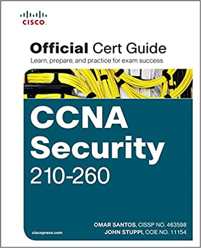 Amazon cisco certification books ccna security 210 260 official cert guide fandeluxe Images