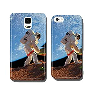 Astronaut grass plants. cell phone cover case iPhone6 Plus
