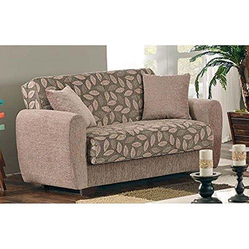Empire Furniture Usa Chestnut Convertible Loveseat Best Sofas Online Usa