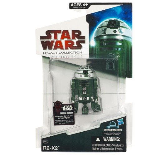 Star Wars 2009 Legacy Collection BuildADroid Action Figure R2X2 B002Y5XUE2 Fantastische Kreaturen Wirtschaft | Online Store