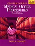 img - for Contemporary Medical Office Procedures Second Edition Study Guide Software Included [Doris D. Humphrey] book / textbook / text book