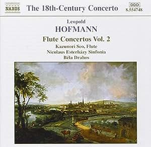 Hofmann: Flute Concertos 2