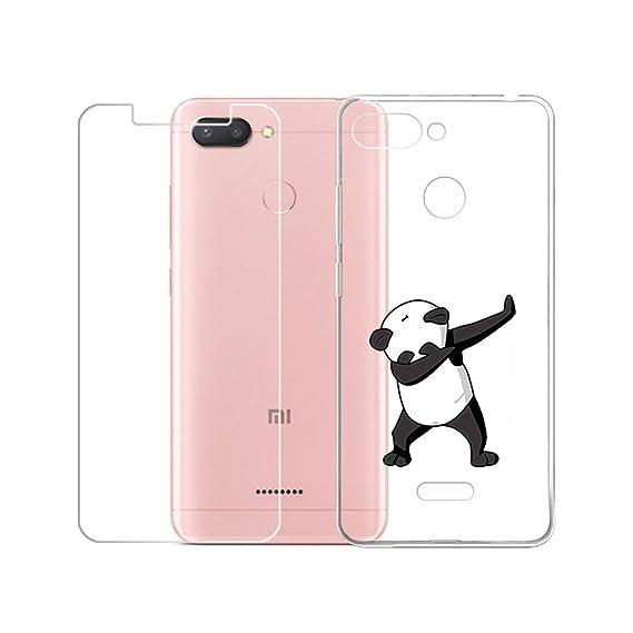Amazon com: Wenjie Xiaomi Redmi 6 (5 45 inch) Shell Soft