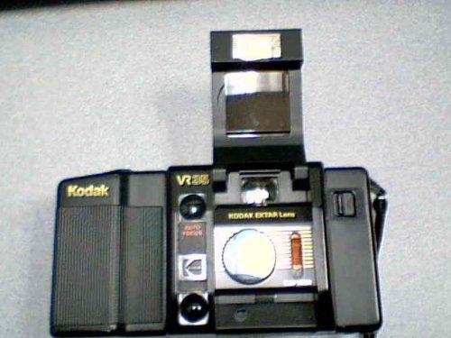 Eastman Kodak Company Kodak K12 DX Programmed Auto Film Speed 35mm Camera Kodak VR Filmed Camera w/ Kodak Ektar Lens f2.8 35mm lens camera (Black (Eastman Kodak Company Lens)