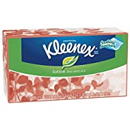 Kleenex Facial Tissues with Lotion - 120 ct - 2 pk