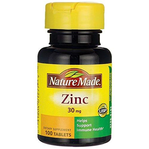 Nature Made Zinc Tabs