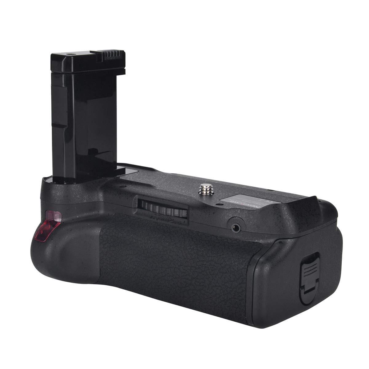 Newmowa Mango de Repuesto Battery Grip para Nikon D5500 Cámara ...
