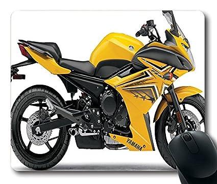 Motos Yamaha Fz6r 40830 Ordinateur Tapis De Souris De Taille 22 9 X