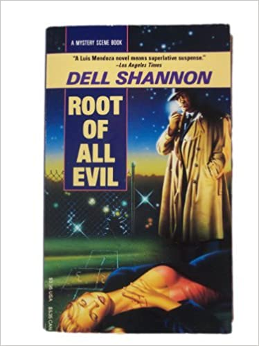Book Root of All Evil by Dell Shannon (1993-06-02)
