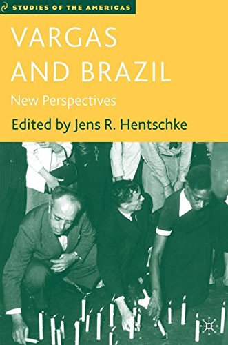 Download Vargas and Brazil: New Perspectives (Studies of the Americas) pdf epub