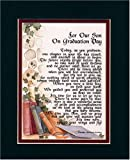 A Graduation Present Gift Poem For A Son, #142